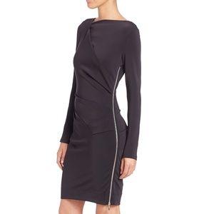 NWOT needle & thread black dress